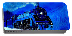 The Royal Blue Express Portable Battery Charger