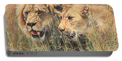 The Royal Couple II Portable Battery Charger