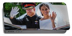 The Royal Wedding Of Prince Harry  To Meghan  Portable Battery Charger