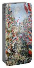 The Rue Montorgueil Portable Battery Charger