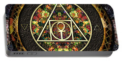 The Sacred Alchemy Of Life Portable Battery Charger
