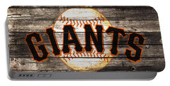 The San Francisco Giants W1 Portable Battery Charger