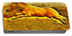 The Sand Horse Portable Battery Charger