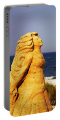The Sand Sculpture Portable Battery Charger by Bob Pardue