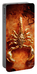 The Scorpion Scarab Portable Battery Charger