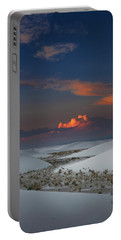 The Sea Of Sands Portable Battery Charger