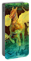 The Seahorse Portable Battery Charger