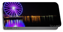 The Seattle Ferris Wheel Portable Battery Charger