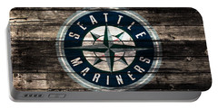 The Seattle Mariners 3b Portable Battery Charger