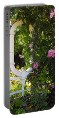 The Secret Garden Portable Battery Charger