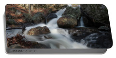 The Secret Waterfall 2 Portable Battery Charger