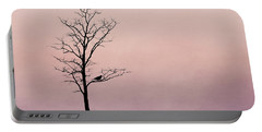 Portable Battery Charger featuring the photograph The Serenade by Tom Mc Nemar