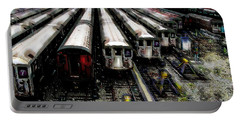The Seven Train Yard Queens Ny Portable Battery Charger