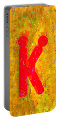 The Sexy K  - Red -  - Pa Portable Battery Charger