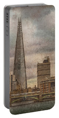 London, England - The Shard Portable Battery Charger