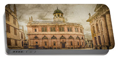 Oxford, England - The Sheldonian Theater Portable Battery Charger