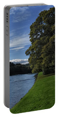 The Silvery Tay By Dunkeld Portable Battery Charger