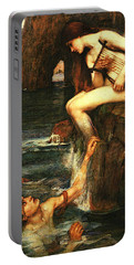 The Siren A Portable Battery Charger