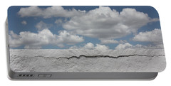Portable Battery Charger featuring the photograph The Sky Is Falling by Brian Boyle