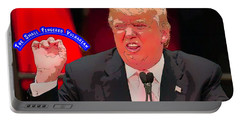 The Small Fingered Vulgarian Portable Battery Charger