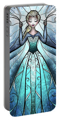 The Snow Queen Portable Battery Charger