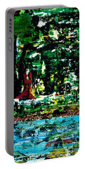 The Wizard Of The Woods Portable Battery Charger
