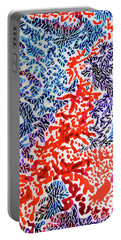 The Sound Of Fireworks Portable Battery Charger