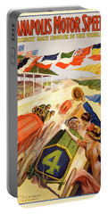 The Speedway Portable Battery Charger by Gary Grayson