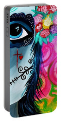 The Spirit Of Jezebel Portable Battery Charger