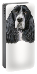 The Springer Spaniel Portable Battery Charger