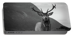 The Stag.  Portable Battery Charger