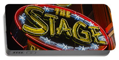 The Stage On Broadway Portable Battery Charger