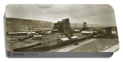 The Stanton Colliery Empire St. The Heights Wilkes Barre Pa Early 1900s Portable Battery Charger