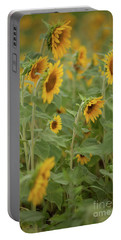 The Sunflower Patch Portable Battery Charger