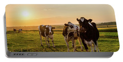 The Sunset Graze Portable Battery Charger