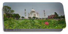 The Taj Mahal Portable Battery Charger