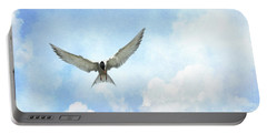 The Tern - Elegance In Flight Portable Battery Charger