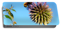 The Thistle And The Bee. Portable Battery Charger