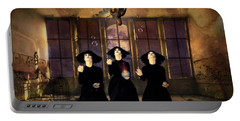 The Three Witches Portable Battery Charger