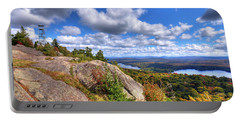 The Tower On Bald Mountain Portable Battery Charger