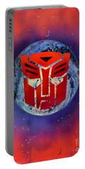 The Transformers Portable Battery Charger by Justin Moore