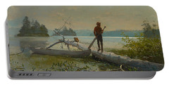 Designs Similar to The Trapper by Winslow Homer