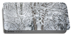 Portable Battery Charger featuring the photograph The Tree- by JD Mims