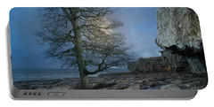 The Tree Of Inis Mor Portable Battery Charger