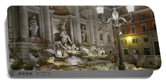 The Trevi Fountain Portable Battery Charger