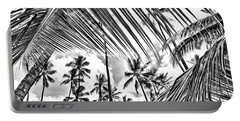 Portable Battery Charger featuring the photograph The Tropics by DJ Florek