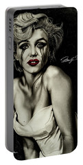 The True Marilyn Portable Battery Charger