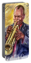 The Trumpetist Portable Battery Charger