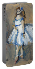 The Truth Lies Between Aguste Renoir And Marlene Dumas Portable Battery Charger