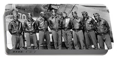 The Tuskegee Airmen Circa 1943 Portable Battery Charger